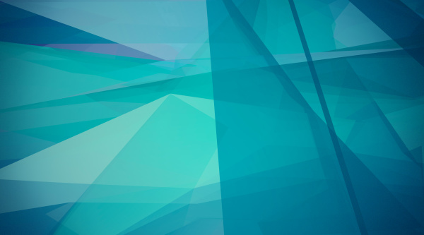moving shapes abstract background