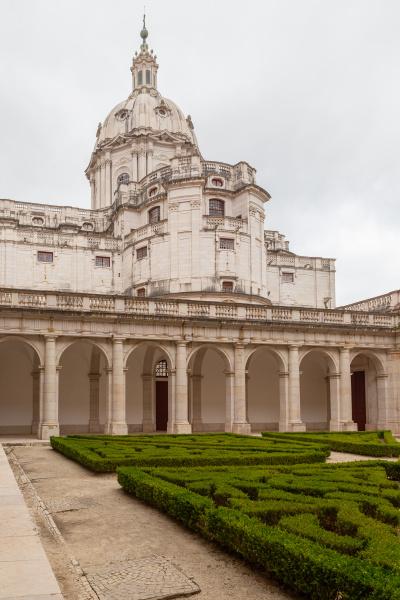 palace of mafra portugal