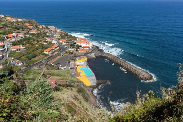 ponta delgada on the north coast
