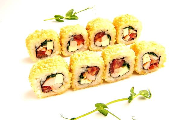 japan food sushi rice roll fish