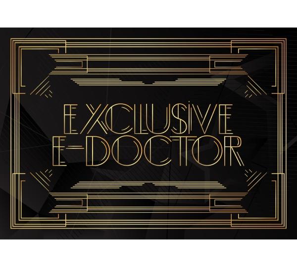 art deco retro exclusive e doctor