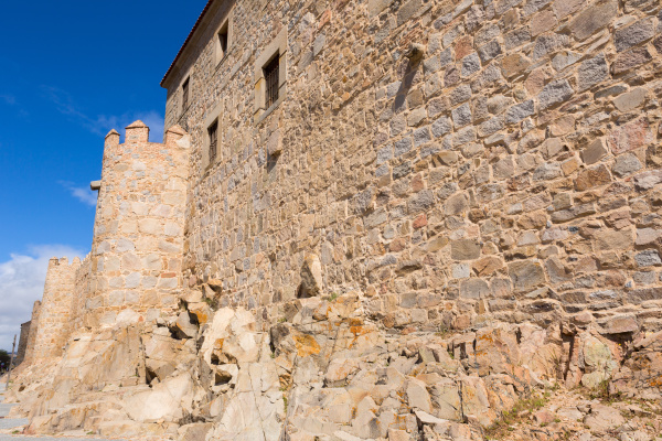 avila surrounding wall