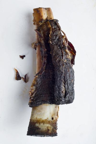 american bbq beef rib