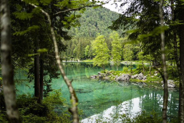 italy province of udine tarvisio turquoise