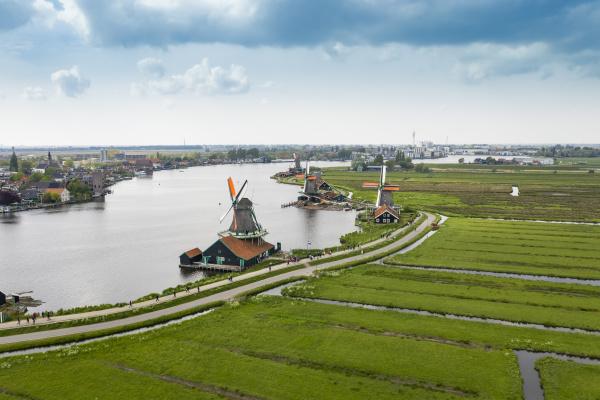 netherlands north holland zaandam
