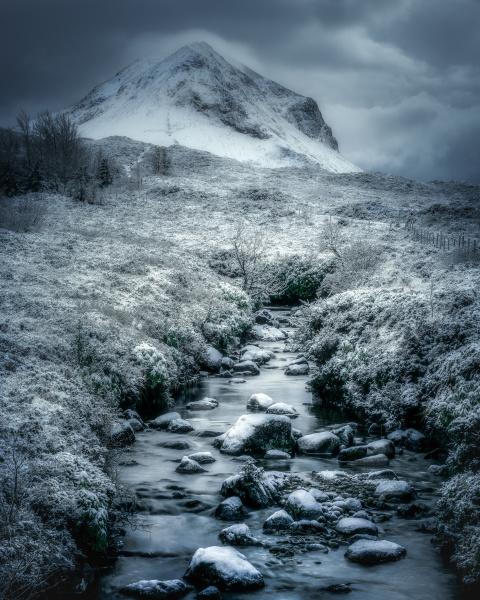 isle of skye in winter inner