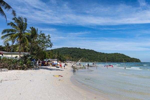 sao beach island of phu