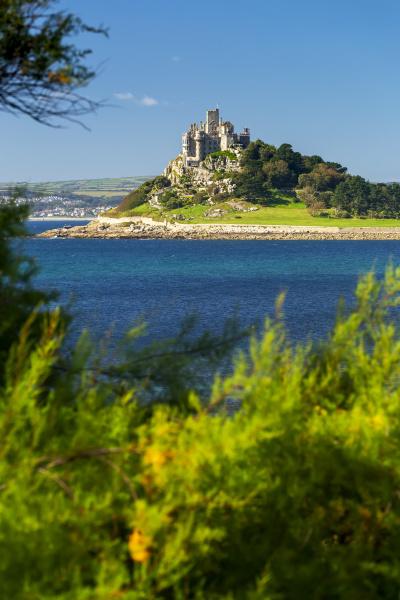castle of st michael perched