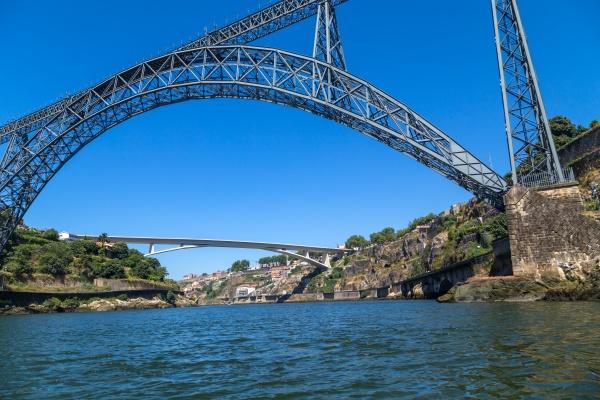 maria pia bridge over the douro