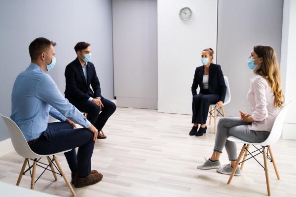 listening counselor group coordinator talk