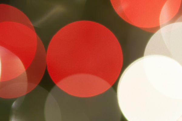 colourful festive multi colored circles