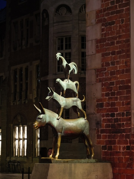 the city of bremen at the