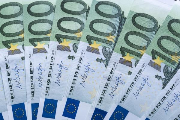 euro money euro cash background euro