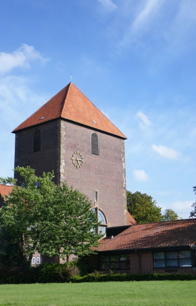 catholic church maria frieden in werne