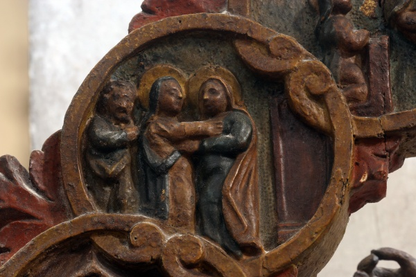the visitation mysteries of the rosary