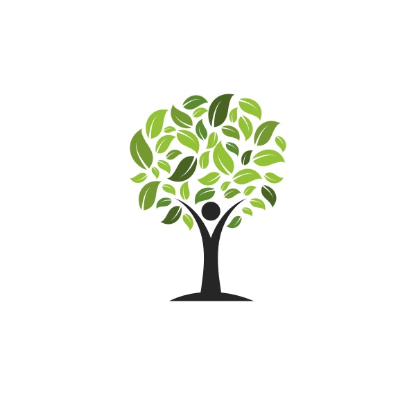 family, , tree, logo, template, vector - 29011789