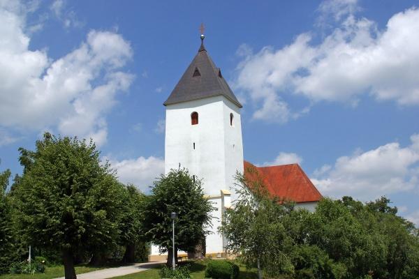 all saints parish church in bedenica