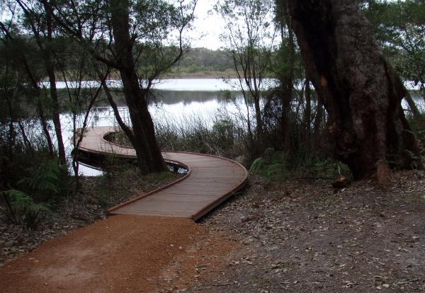 a pedestrian bridge or footbridge at