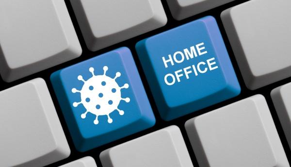 coronavirus work from home home