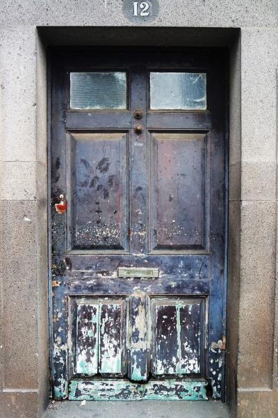 old front door funchal madeira