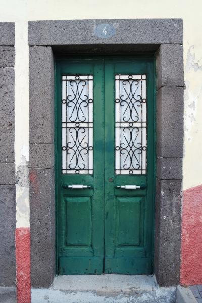 green door madeira