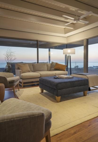 luxury home showcase living room interior