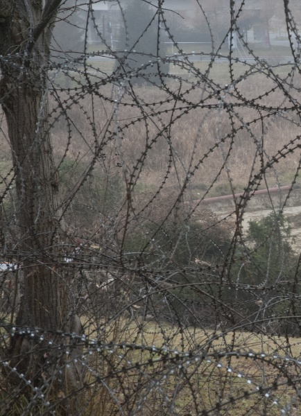 barbed wire in the penal system