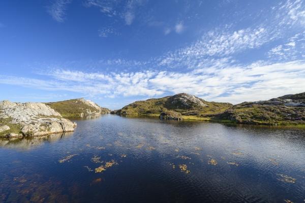loch buaile on isle of harris