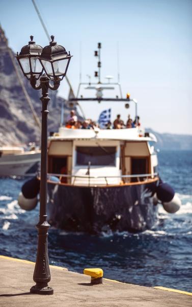 greece cyclades santorini