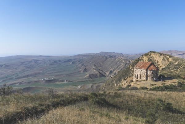 georgia kakheti chapel at