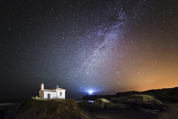 spain galicia valdovino little chapel virxe