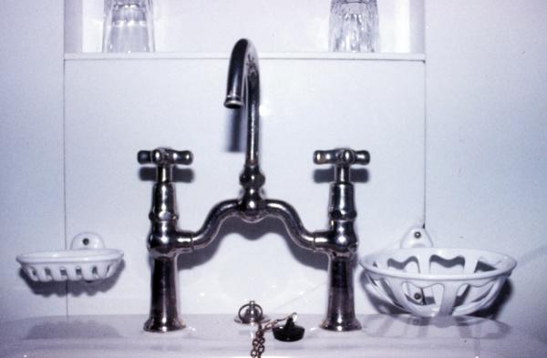 water faucet or water tap