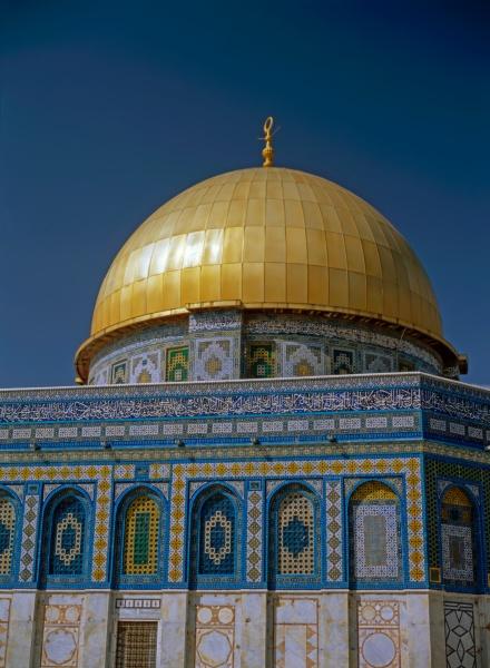 dom of the rock jerusalem