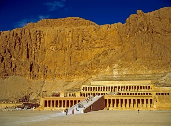 temple of queen hatshepsut egypt