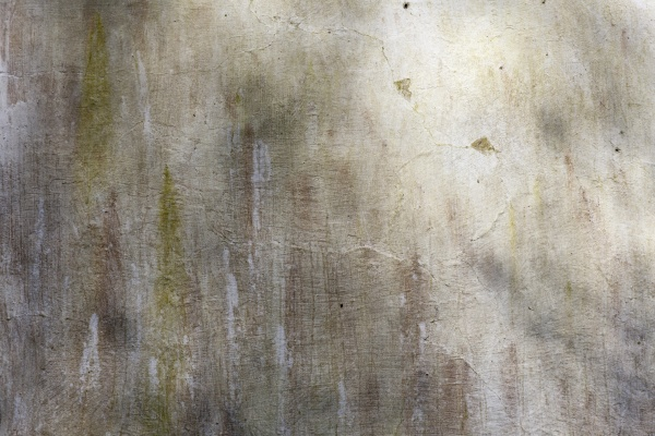 brown green weathered distressed cracked cement