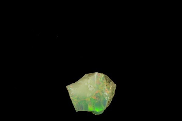 opal of afrika in a macro