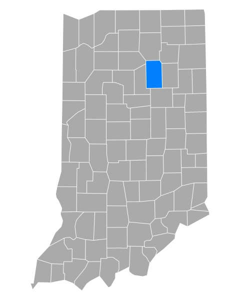 map of wabash in indiana