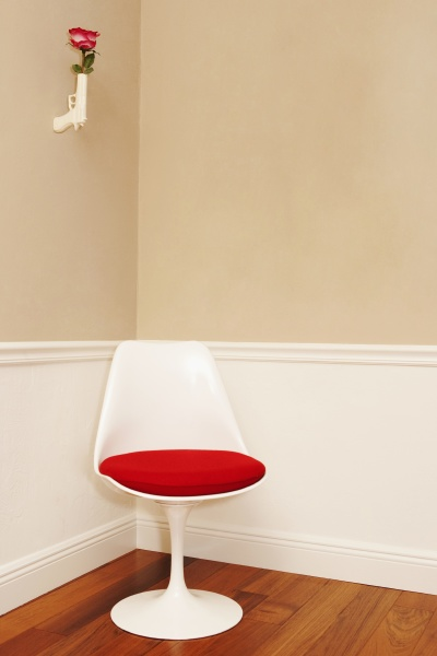 chair in the corner