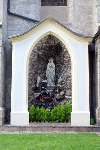 cave of our lady of lourdes