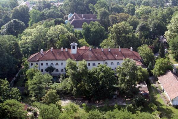 discalced carmelite nuns monastery in brezovica