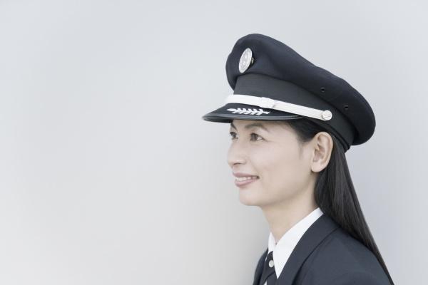 close up of a female pilot
