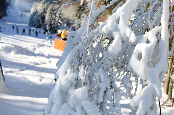 wintersport in OEsterreich schigebiet kasberg