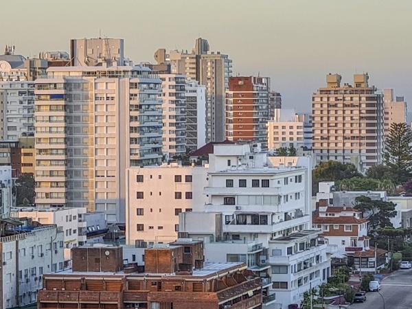 apartment buildings punta del este uruguay
