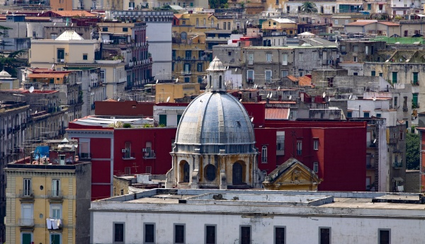 dome of sant anna a capuana