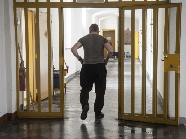 prisoner in a state prison