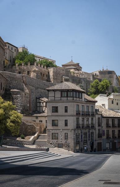 city of toledo spain