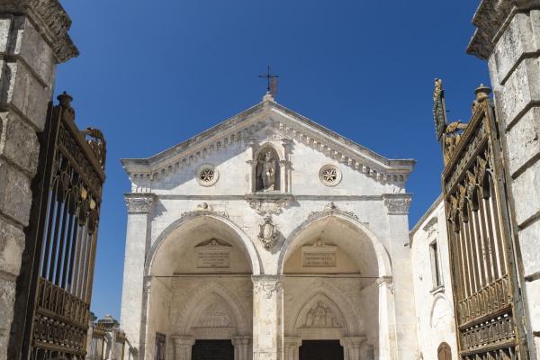 sanctuary of san michele arcangelo