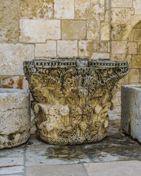 ancient buildings old jerusalem