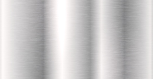 background texture of silver metal with