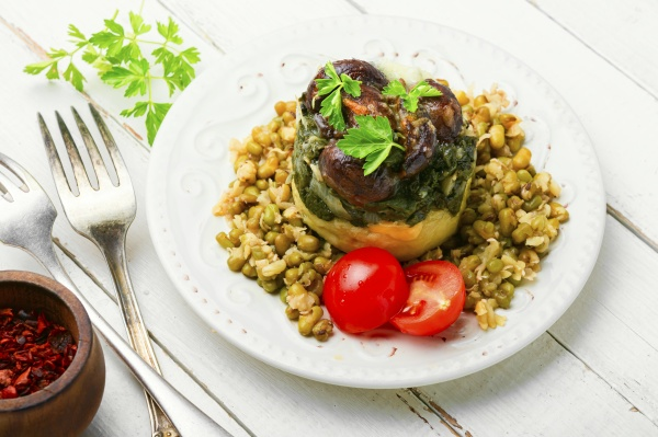traditional italian polenta